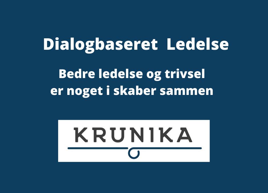 Dialogbaseret ledelse